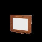 Forno: Stig deur - Cortenstaal