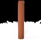 Forno: Rookkanalen Steel 2mm BAC5.150 Flue 154x1000mm Steel 2mm - Cortenstaal