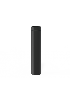 Forno: Rookkanalen BAS5.1.150 Flue 154x750mm - Antraciet