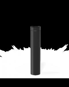 Forno: Rookkanalen BAS5.150 Flue 154x1000mm - Antraciet