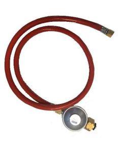 Enjoyfires: Gasslang voor Inbouwbrander 32x32 en 101x25