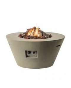Happy Cocooning: Tafel Cone - Taupe