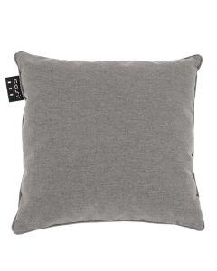 Cosi: Warmte kussen solid 50x50 cm - grijs
