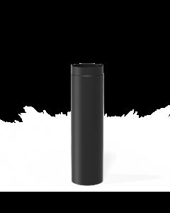 Forno: Rookkanalen BAS5.1.200 Flue 204x750mm - Antraciet
