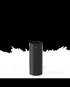 Forno: Rookkanalen BAS5.2.200 Flue 204x500mm - Antraciet