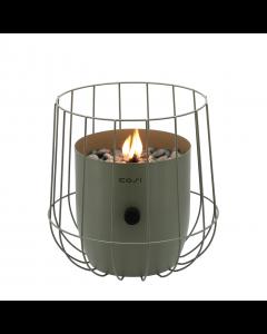 Cosi: Cosiscoop Basket Olive - Groen