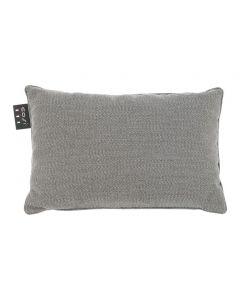 Cosi: Warmte kussen knitted 40x60 cm - grijs