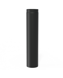 Forno: Rookkanalen BAS5.200 Flue 204x1000mm - Antraciet