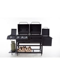BBGRILL: Grand Canyon Gasbarbecue - Zwart