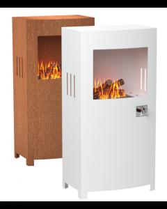 Burni: Brann VBC10 Vuurtafel - Cortenstaal
