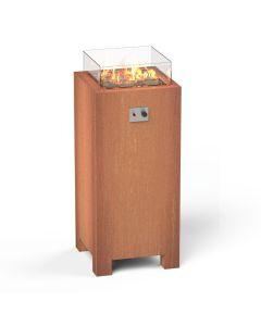 Forno: Brann VBC4 Vuurtafel - Cortenstaal
