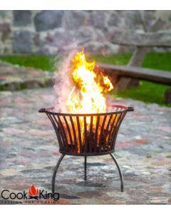 Cookking: Vuurkorf Ibiza - Zwart