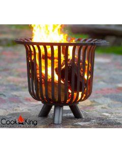 Cookking: Vuurkorf Verona - Zwart