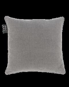 Cosi: Warmte kussen knitted 50x50 cm - grijs