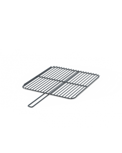 Forno: BAC7 BBQ Grill Rooster- zilver