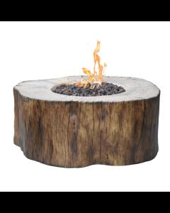 Elementi: Manchester Vuurtafel - red wood