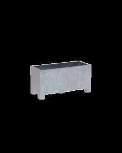 Adezz: Vadim VS22.2 Plantenbak - Verzinkt staal