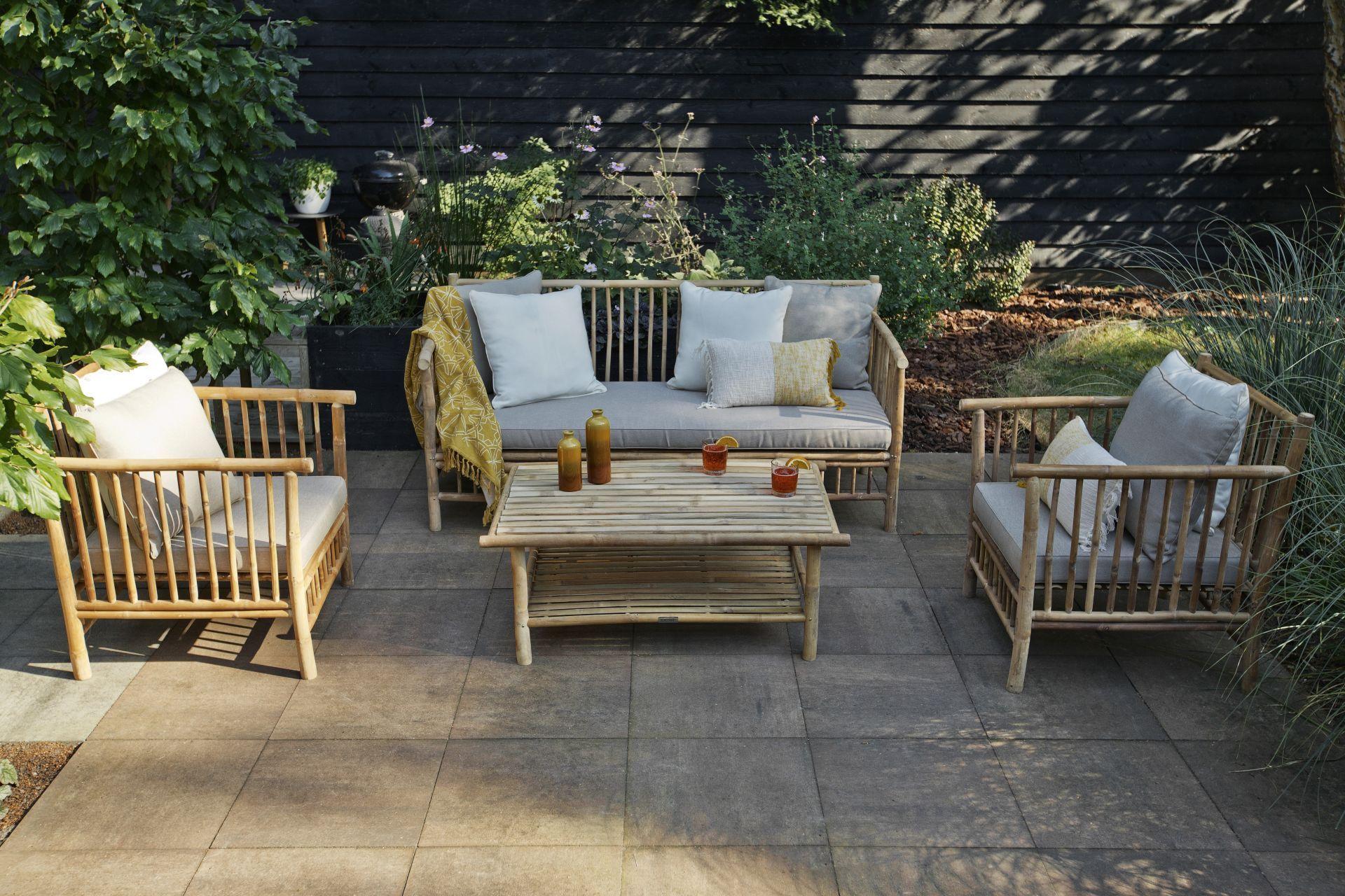Exotan maakt van je tuin een tweede woonkamer